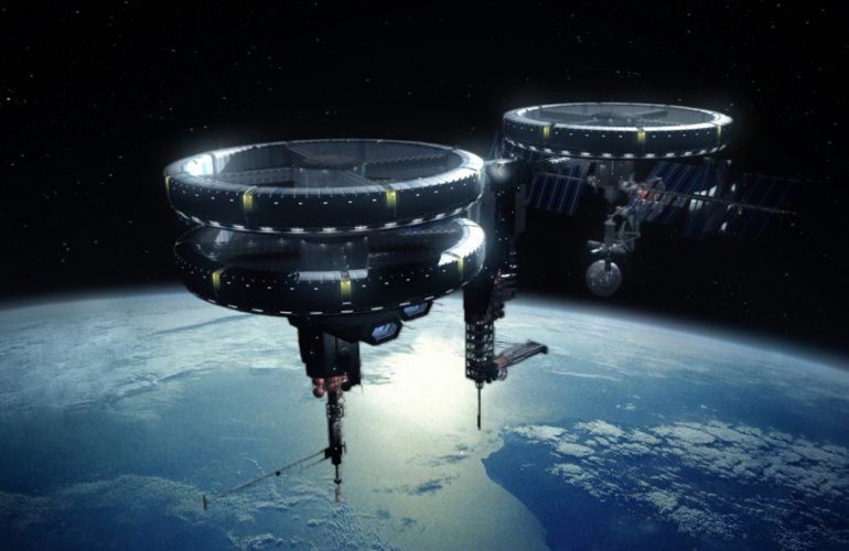 Deep Space Gateway >> Moon-orbiting way station to deep space - The Cosmic View